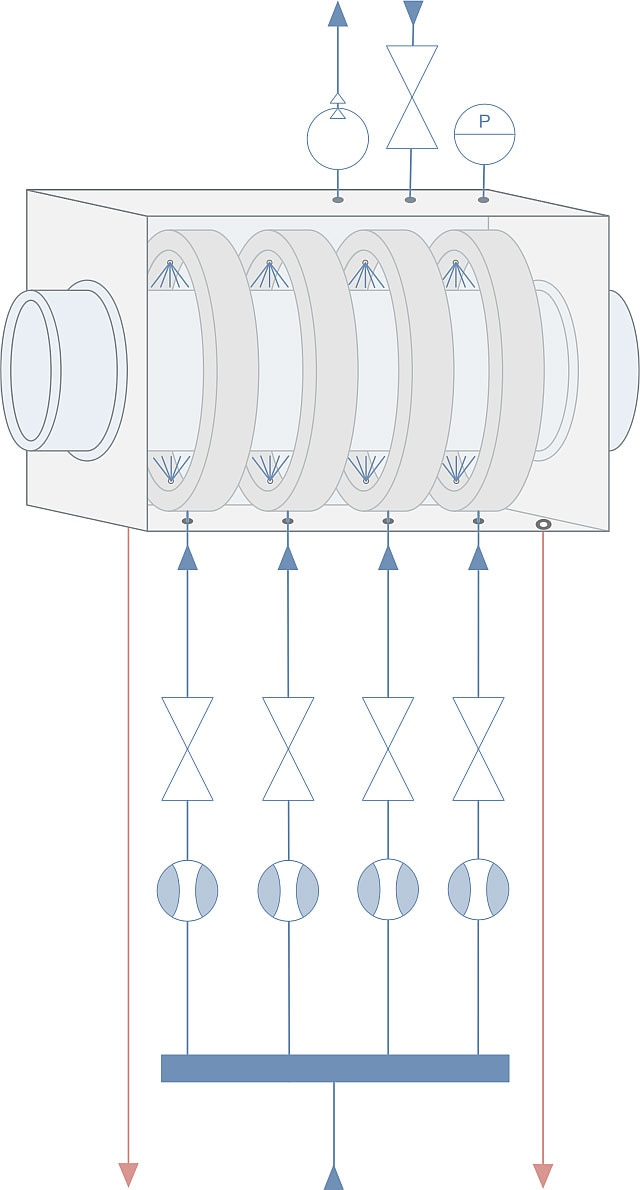 Application Extrusion and calibration