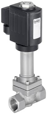 Bürkert cryogenic valve – Type 2610