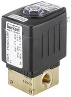 Bürkert Type 6013 Direct-acting 2/2 way plunger valve