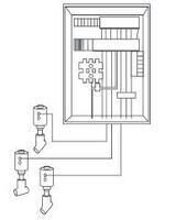 centralised automaton