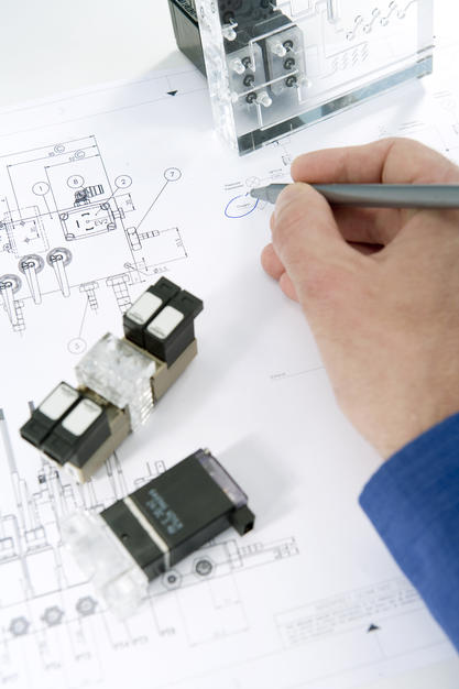 Design and development service from Bürkert