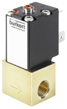 Direct-acting solenoid control valve – Type 2871