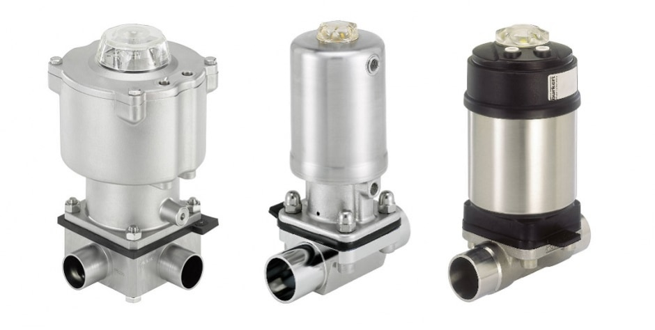 Diaphragm operated control valve diaphragm valve types here we introduce a selection of stainless steel diaphragm valve types available from brkert ccuart