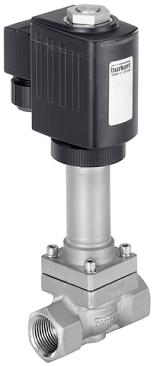Type 2610 - Direct-acting 2/2 way plunger valve