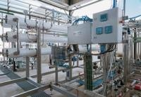 Valve controllers water treatment applications