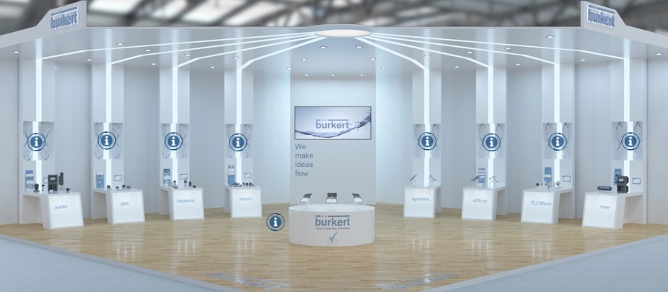 Burkert Virtual Exhibition You Can Visit From Your Desk