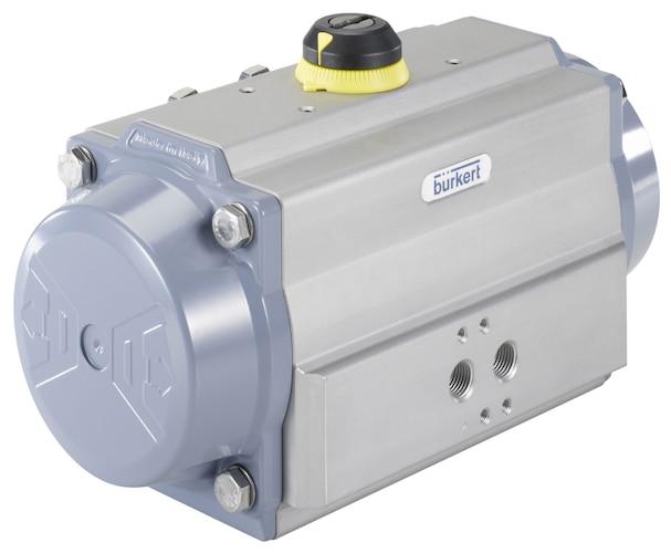 Type pneumatic rotary drive